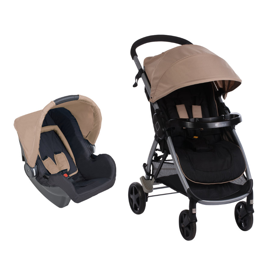 Safety 1st Buggy Step & Go Travel Beige Sand