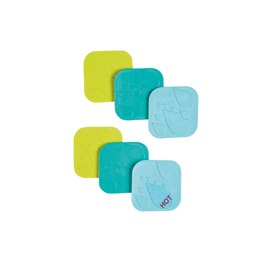 Safety 1st Anti-Rutsch-Pads Blau-Lime