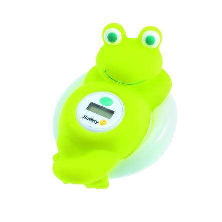 Safety 1st Termometro da bagno digitale Rana verde