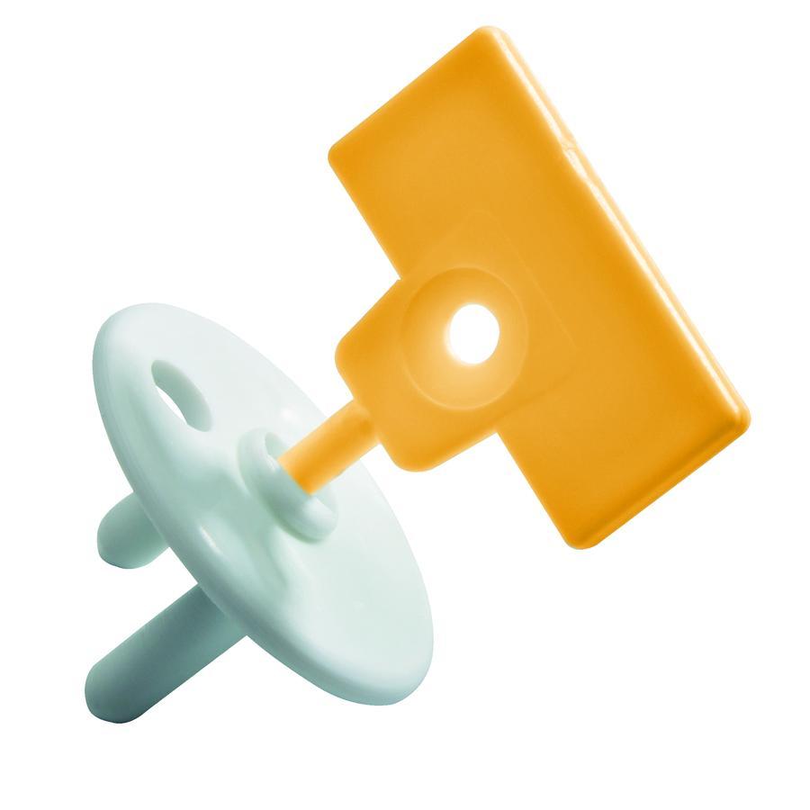 Safety 1st Euro Steckdosensicherung mit Schlüssel (12 Stück)