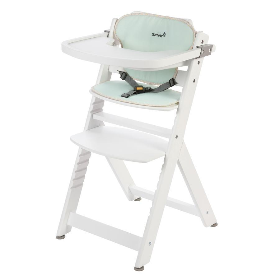 safety 1st kinderstoel timba met zitkussen pop hero wit pop. Black Bedroom Furniture Sets. Home Design Ideas