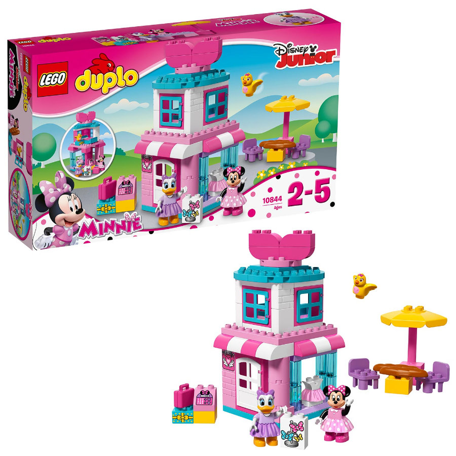 LEGO® DUPLO® Disney™ Minnie Mouse Boutique 10844