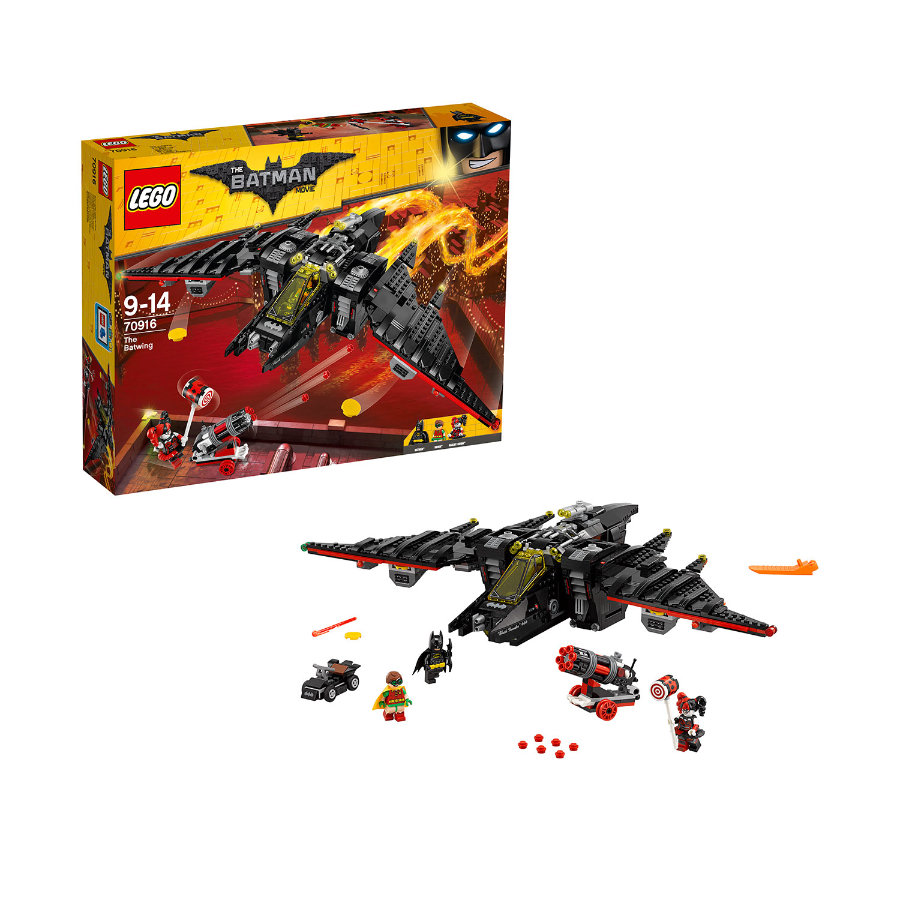 LEGO® Batman Movie™ Batwing