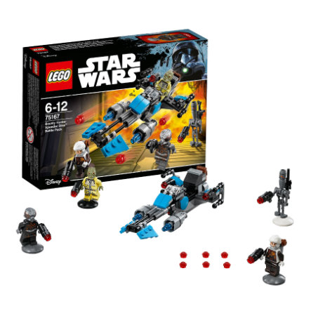 LEGO® Star Wars™ - Bounty Hunter Speeder Bike™ Battle Packs 75167