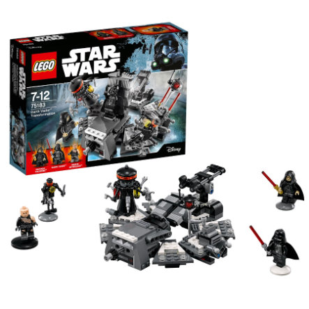LEGO® Star Wars™ Darth Vader™ Transformation 75183