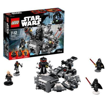 LEGO® Star Wars™ - La trasformazione di Darth Vader™ 75183
