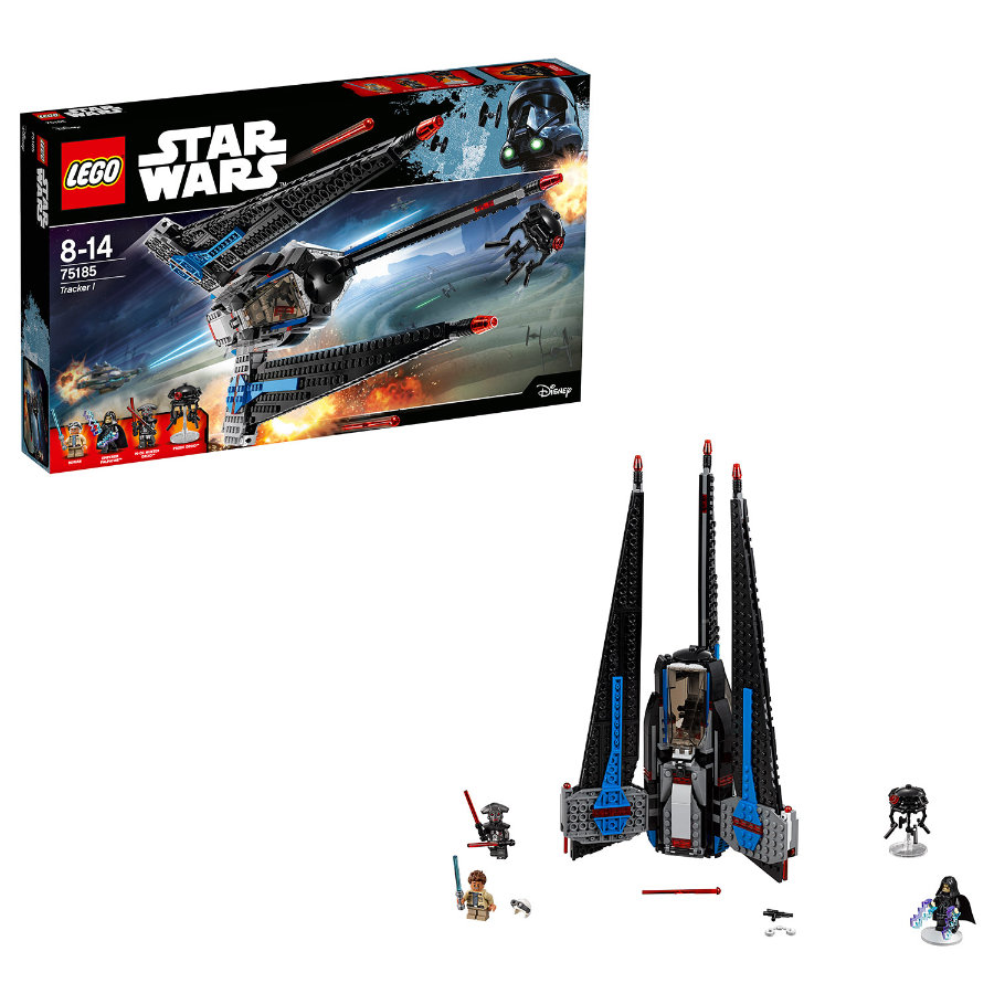 LEGO® Star Wars™ - Tracker I 75185