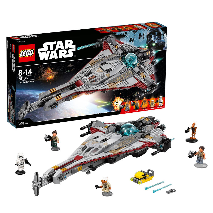 LEGO® Star Wars™ - Arrowhead 75186