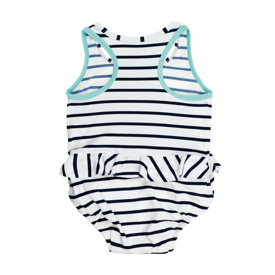 LÄSSIG Girl s Splash & Fun Tanksuit azul