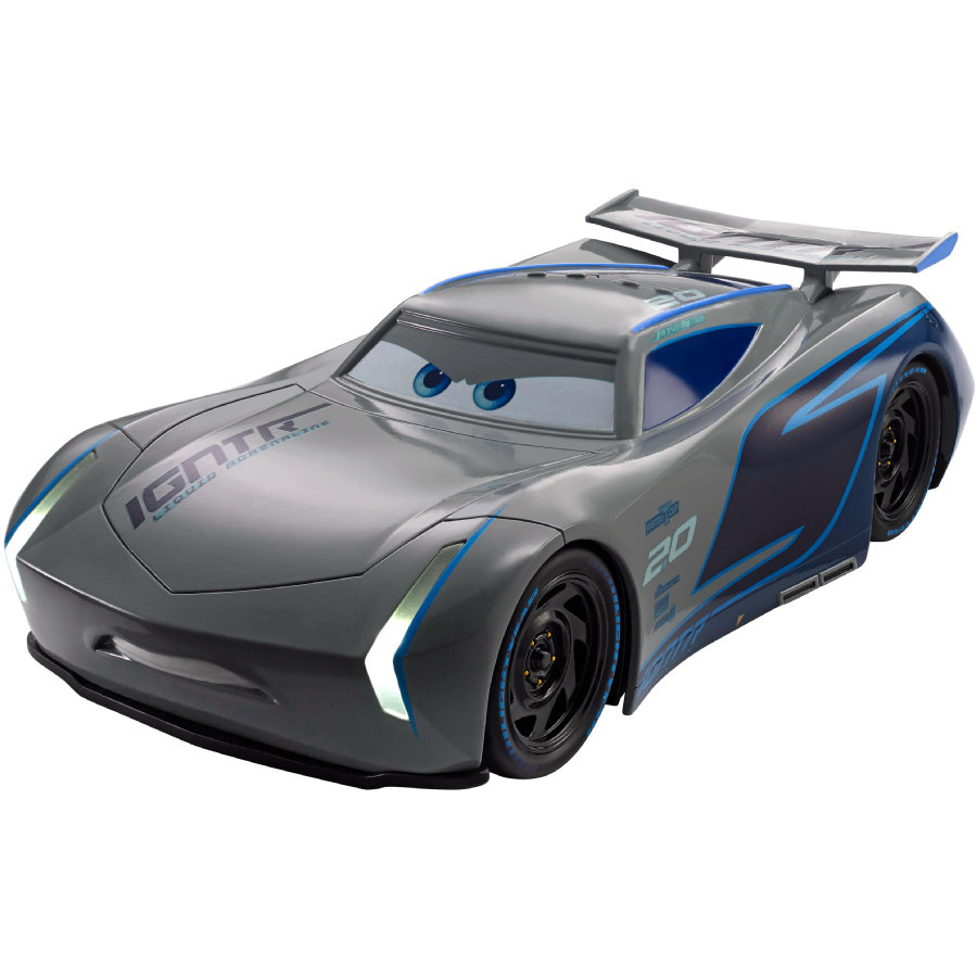 MATTEL Disney Cars 3 - Lights & Sounds Jackson Storm