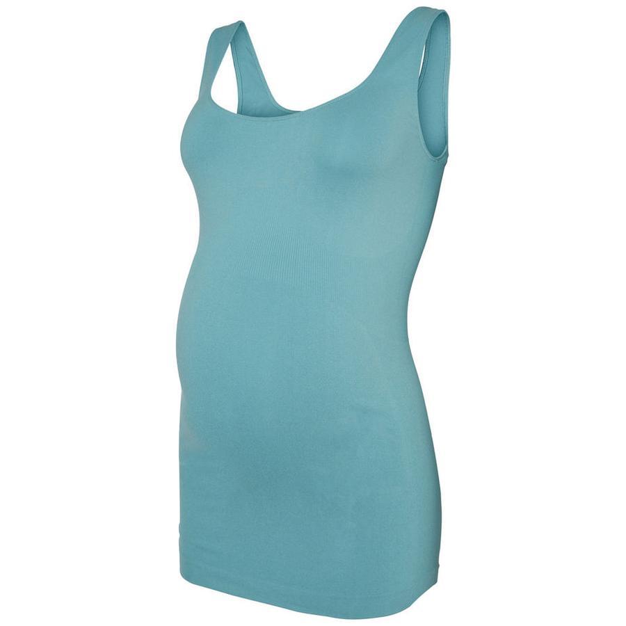 mama licious MLHEAL Camiseta de tirantes azul mineral