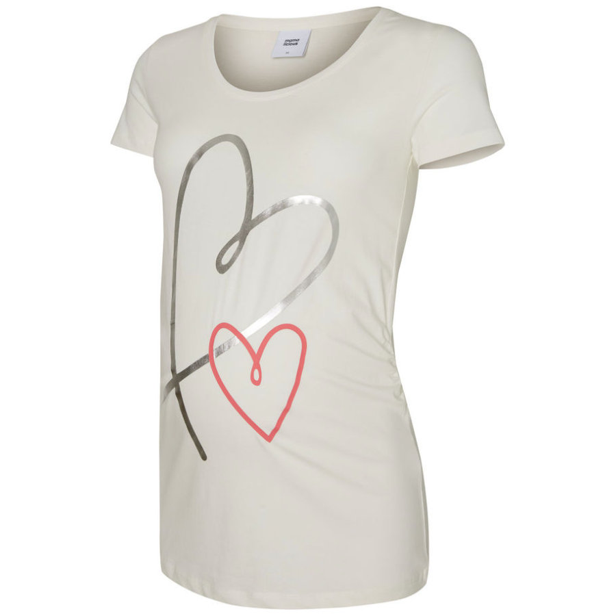 mama licious Omstandigheden shirt MLHEART Sneeuwwitje