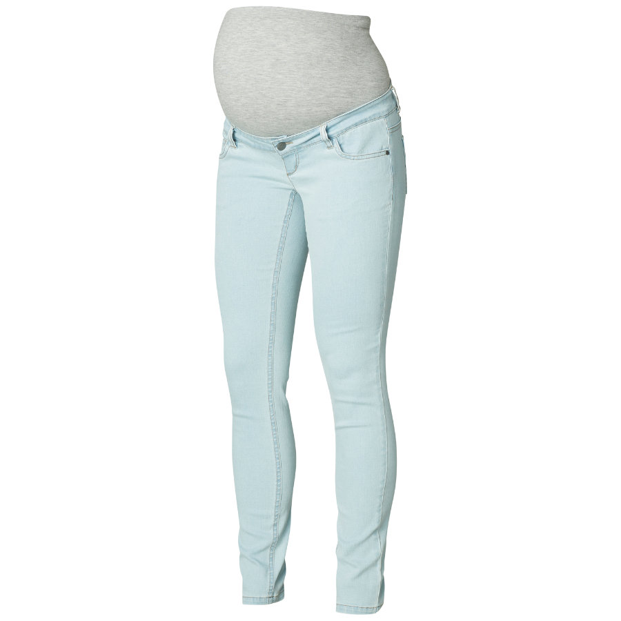 mama licious Jeans premaman MLHARMONY Light Blue Denim