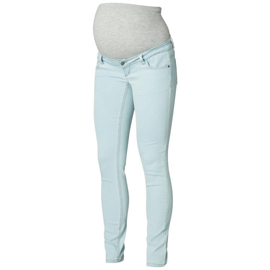 lowest price 5c0c9 2d7a3 mama licious Jeans premaman MLHARMONY Light Blue Denim