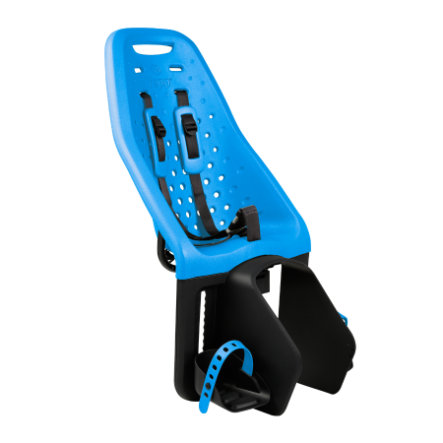 THULE Yepp Maxi Easy Fit Polkupyörän lastenistuin, sininen