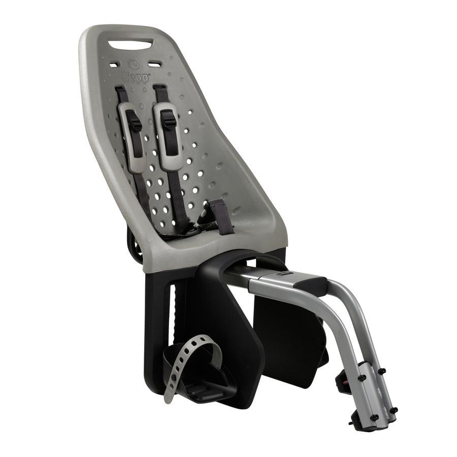 GMG by THULE Fotelik rowerowy Yepp Maxi Seat Post Silver