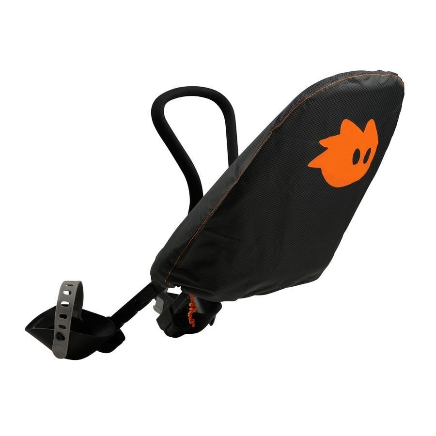 THULE Protection pluie pour siège vélo enfant avant Yepp Mini Black