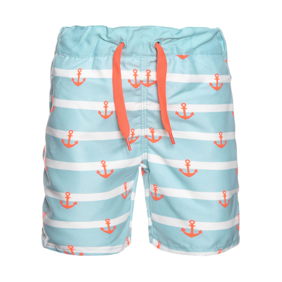 name it Boys Badeshorts Zesper aqua haze