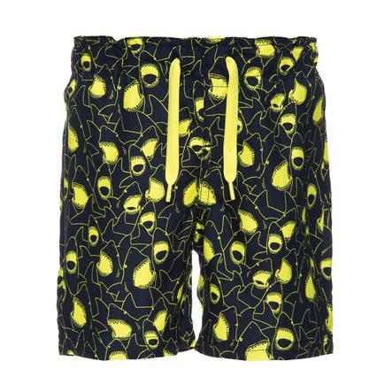 name it Boys Pantalones cortos de baño Vestido Zerik azul
