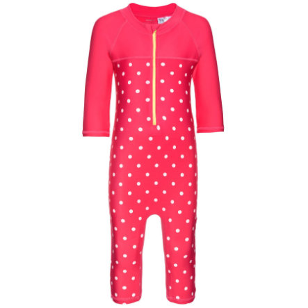name it Girls UV-Schwimmanzug Zari bright rose