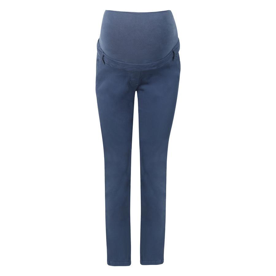 bellybutton Jeans premaman con fascia, blu