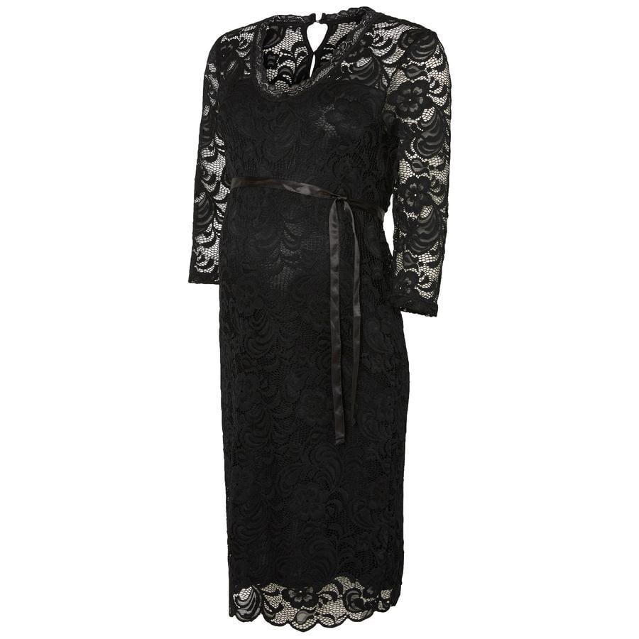 mama licious Těhotenské šaty MLMIVANA černé