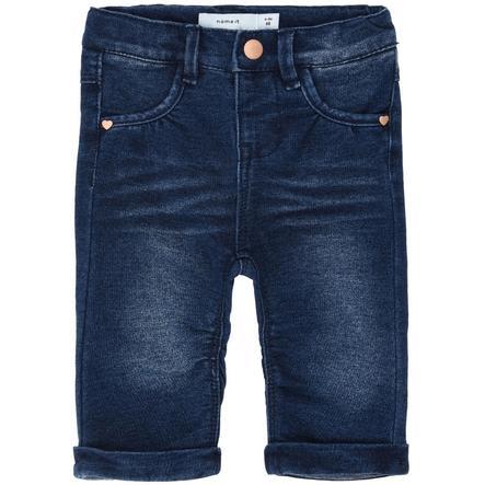 name it Girl s Jeans Jeans Bony denim foncé