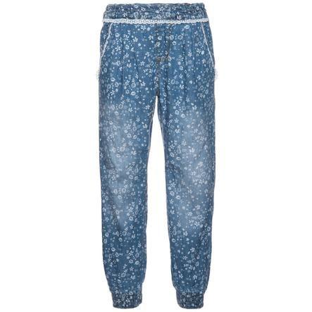 name it Girls Jeans Abava light blue denim