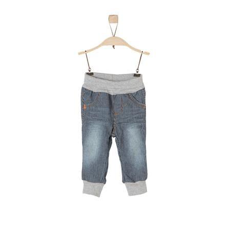 s.Oliver Boys Jeans blu denim stretch