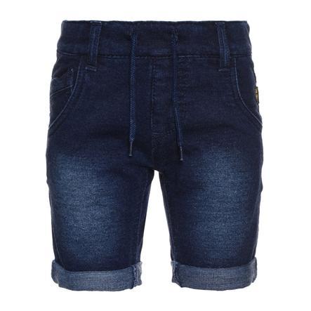NAME IT boys sweatpants Bato dark blue denim