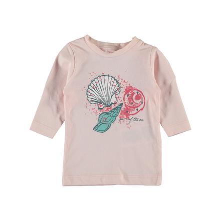 name it Girl s Cornouiller à manches longues rose Franca