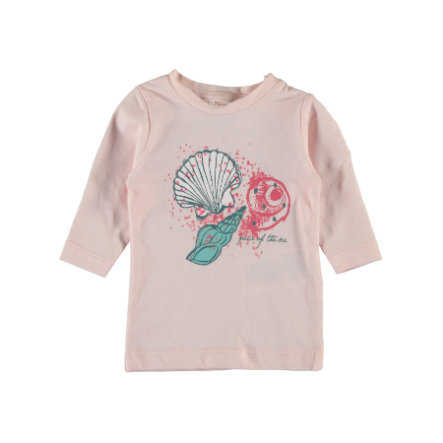 name it Girls Longsleeve Franca pink dogwood