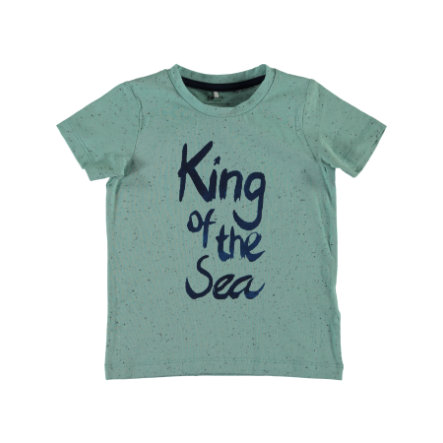 name it Boys T-Shirt Filur aqua haze