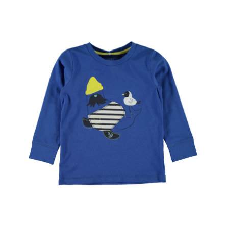 name it Boys Longsleeve Frans nautical blue