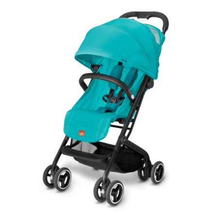 gb GOLD Buggy Qbit Capri Blue - turquoise