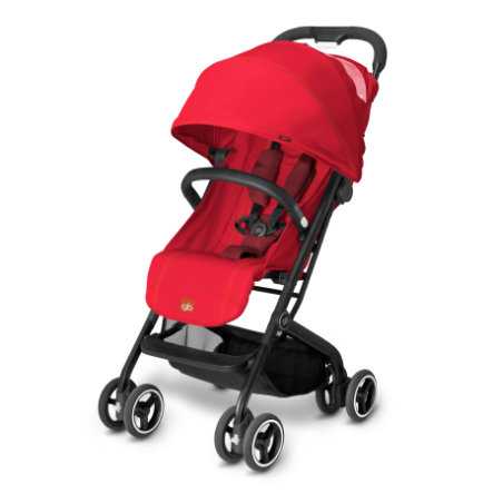 gb GOLD Buggy Qbit Dragonfire Red - red