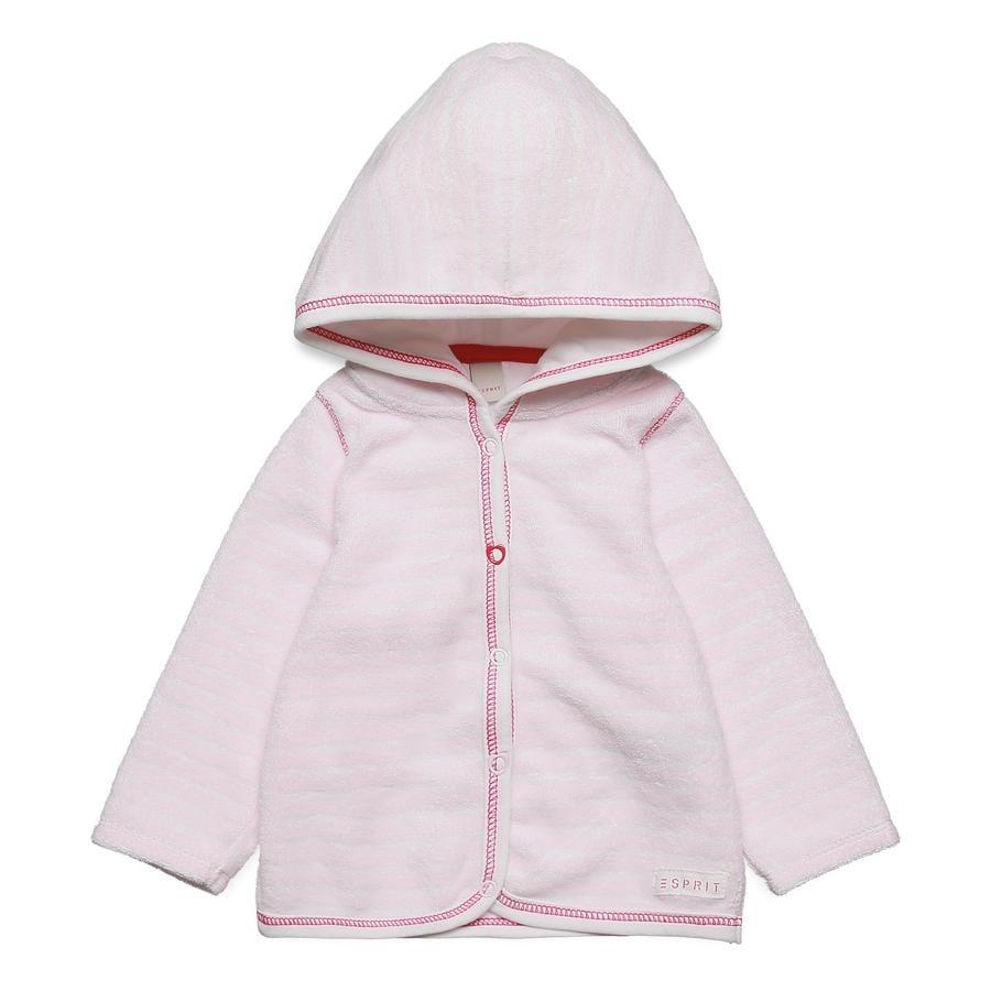 ESPRIT Cardigan Annule Pastel Pink Pink
