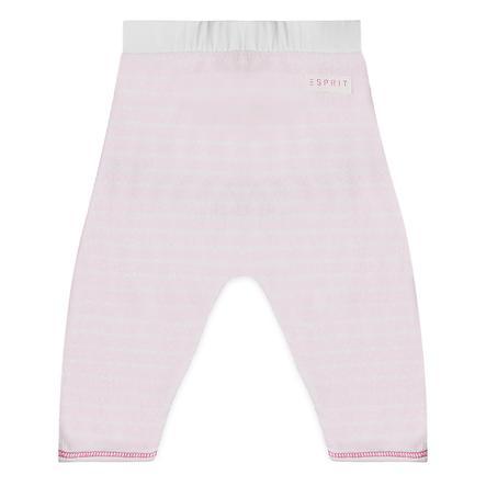 ESPRIT Girl s Pantalon de survêtement rose pastel