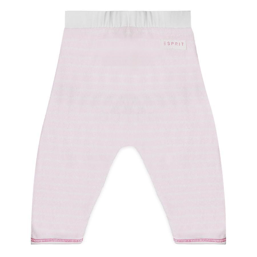 ESPRIT Girl s Pantalone felpa rosa pastello rosa pastello