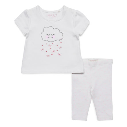 ESPRIT Girls Set white