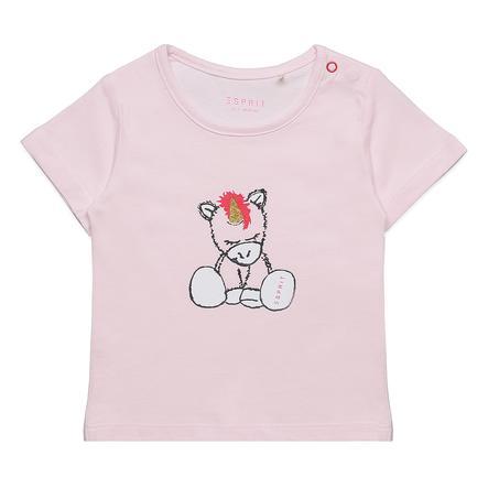ESPRIT  T-Shirt Alivao Pastel Pink