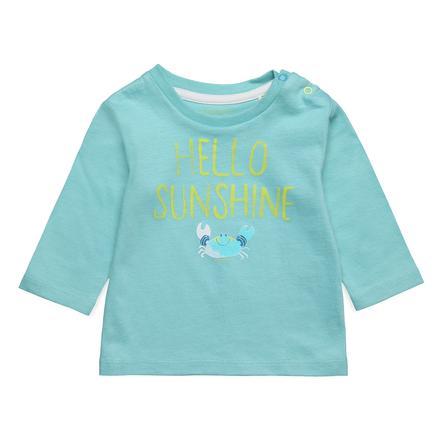ESPRIT Camisa de manga larga de cangrejo Celadon