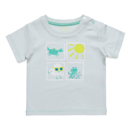 ESPRIT T-Shirt Tintenfisch and Friends grau