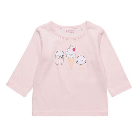 ESPRIT Camisa manga larga Alive Rosa Pastel