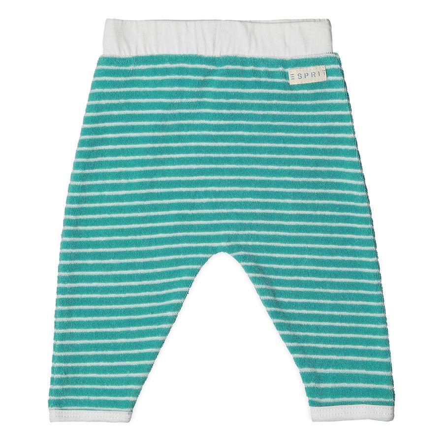 ESPRIT Boys Pantalón de sudor verde