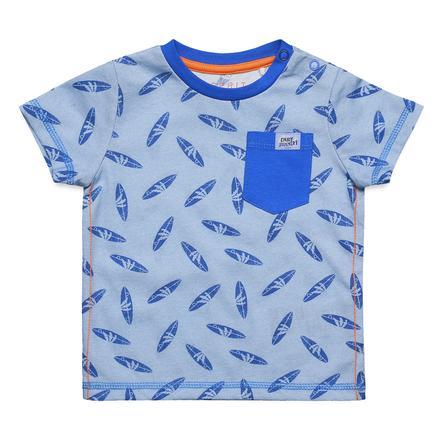 ESPRIT T-Shirt Surfplanken blauw