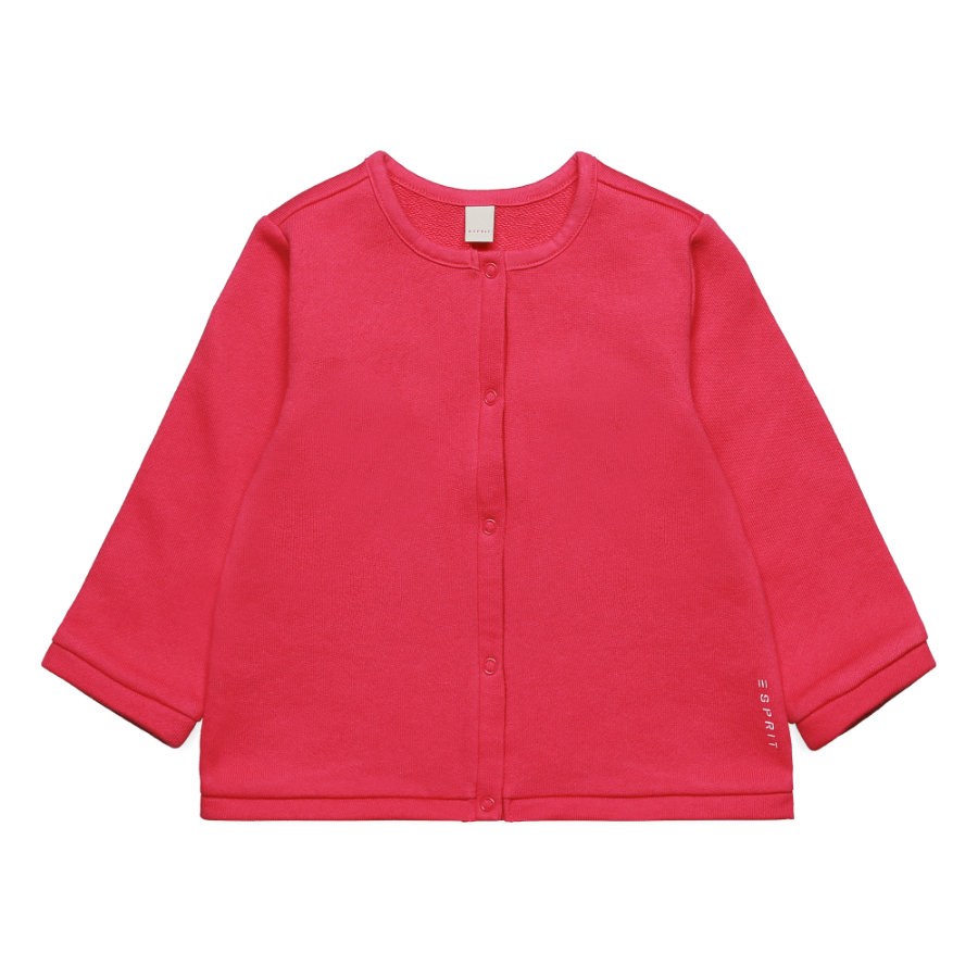 ESPRIT Sweatjacke watermelon
