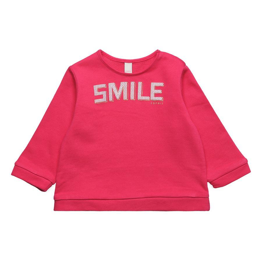 ESPRIT Girls Sweatshirt watermelon