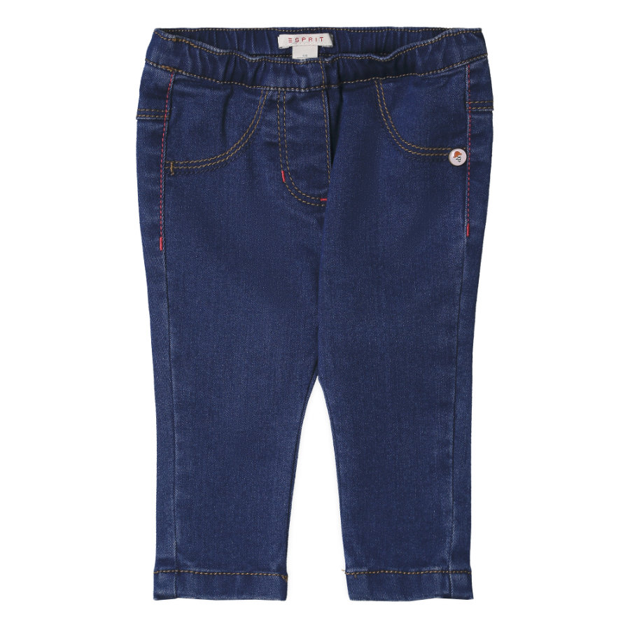 ESPRIT kids Hose medium wash denim
