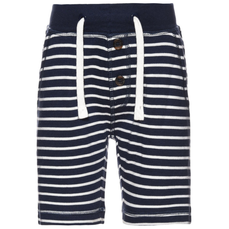 name it Boys Sweatshorts Freddy dress blues